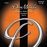 【歳末超セール特価】Dean Markley -ディーンマークレイ- エレクトリックギター弦 Signature Series -NickelSteel Electric REG 010-046 x 3セット #2503