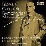 シベリウス:交響曲全集/ヴァイオリン協奏曲