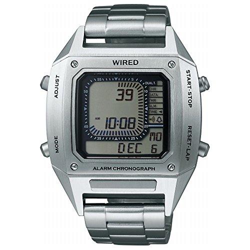 [ワイアード]WIRED 腕時計 WIRED SOLIDITY AGAM401 メンズ