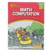 1 piece of 32PG GRADE 5 MATH WORKBOOK KENNY KANGAROO by Kenny Kangaroo