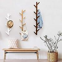 LICCC 壁の木、竹3色、3サイズ (Color : White, Size : 7x25x123cm)