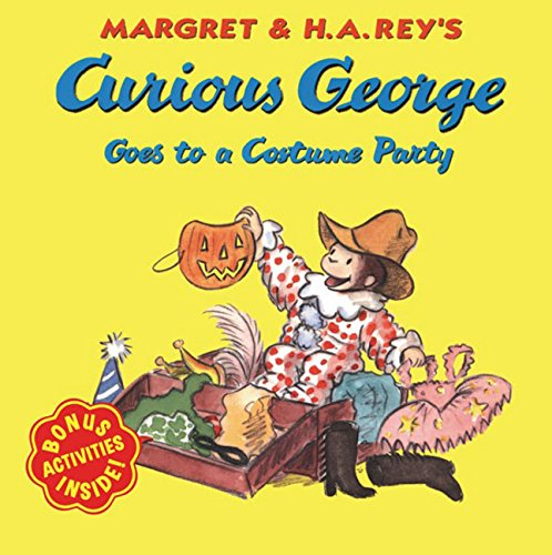 Curious George Goes to a Costume Partyの詳細を見る