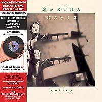 Policy (Vinyl Replica Collection} by Martha Davis (2013-03-05)