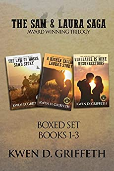 The Sam & Laura Saga: Boxset of Books 1 through 3 by [Griffeth, Kwen D]