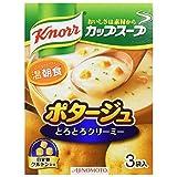 味の素 クノール カップスープ ポタージュ 3袋入
