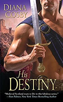 His Destiny (MacGruder Brothers) by [Cosby, Diana]