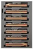 KATO Nゲージ 485系 初期形 ひばり 基本 7両セット 10-1120 鉄道模型 電車