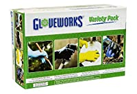 AMMEX - GWDIYLXL - Latex and Nitrile Gloves - Gloveworks - 8 Pairs/Box; 20 Boxes/case,Industrial,Large/XL (Case of 160 Pairs) [並行輸入品]