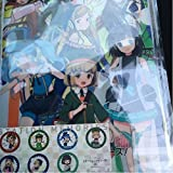 日本郵便×駅メモ! コラボ企画の 駅メモ!オリジナルフレーム切手セット