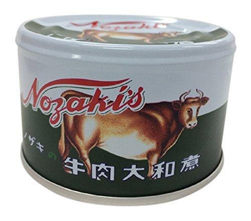 ノザキ 牛肉大和煮 155g