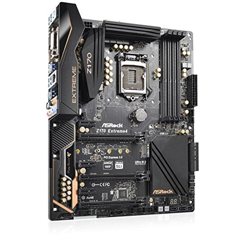 ASRock Z170 Extreme4 ATXマザーボード MB3476 Z170 Extreme4
