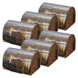 シンガポールお土産 シンガポール チョコレート パフ 6箱セット