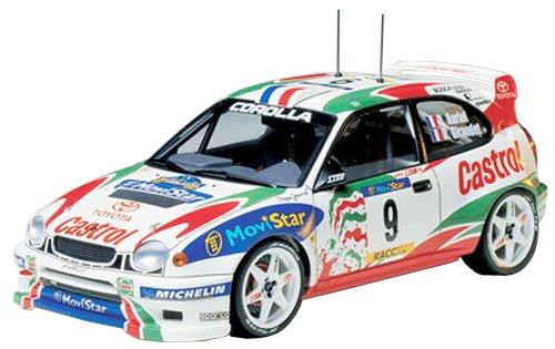 1/24 スポーツカー No.209 1/24 トヨタ カローラ WRC 24209