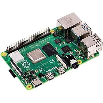 【国内正規代理店版】Raspberry Pi 4 Model B/4GB OKdo版【技適マーク付】