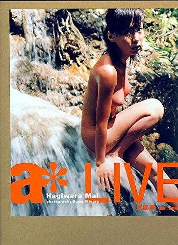 a LIVE―萩原舞写真集