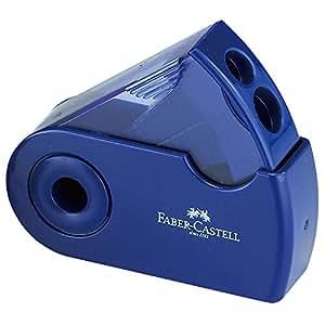ファーバーカステル 鉛筆削り(角型) TFC-182797-2 ブルー