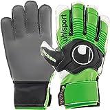 uhlsport(ウールシュポルト) サッカー ゴールキーパーグラブ エルゴノミック スターターグラフィット フラッシュグリーン×ブラック 1000150 フラッシュグリーン×ブラック 6