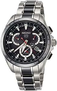 [アストロン]ASTRON 腕時計 ASTRON GPSソーラー デュアルタイム SBXB041 メンズ