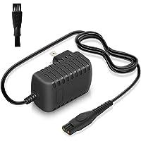 Philips用 シェーバー 充電器 ブラシ PSE認証 互换品 HQ8505 HC3412 HC3402 5000シリ…