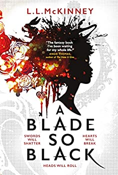 A Blade So Black by [McKinney, L.L.]