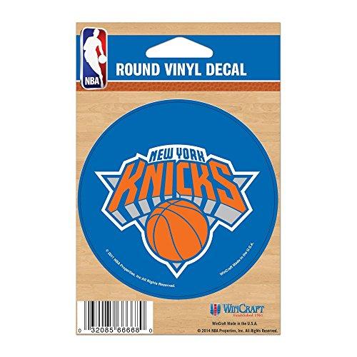 ステッカー NBA ニューヨーク・ニックス チームロゴ