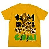 GUMI誕 -4th Anniversary- GUMI誕4thTシャツ ゴールド サイズ:M