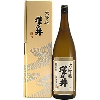 澤乃井 大吟醸 [ 日本酒 東京都 1800ml ]