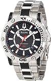 [ブローバ プレシジョニスト]BULOVA PRECISIONIST Champlain Diver 96B156 30気圧防水 メンズ [正規輸入品]
