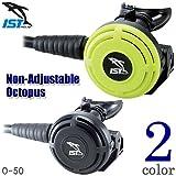 IST PROLINE(アイエスティ プロライン) ダイビング オクトパス Non-Adjustable Octopus O-50 ダイビング マリンスポーツ