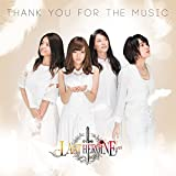 Thank You For The Music(初回生産限定盤)(DVD付)