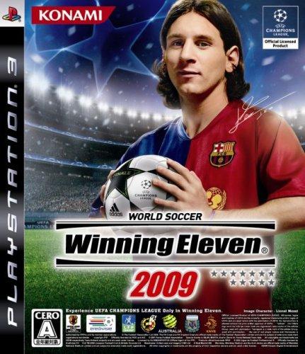 ワールドサッカー ウイニングイレブン 2009 - PS3の詳細を見る