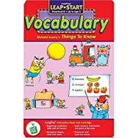 LeapPad: LeapStart Vocabulary - Richard Scarry's Things to Know Interactive Book and Cartridge [並行輸入品]