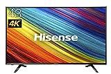 ハイセンス 43V型 4K対応 液晶 テレビ 外付けHDD 録画 裏番組録画 メーカー3年保証 HJ43N3000