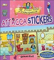 Piccole principesse. Attacca stickers