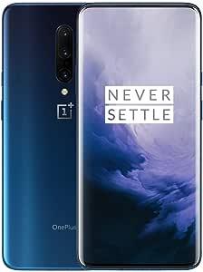 OnePlus 7 Pro GM1910 Dual SIM 256GB+8GB RAM (Nebula Blue/星雲ブルー) SIMフリー 6.67インチ ワープチャージ [並行輸入品]