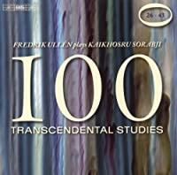 100 Transcendental Studies (26 by KAIKHOSRU SORABJI (2009-08-25)