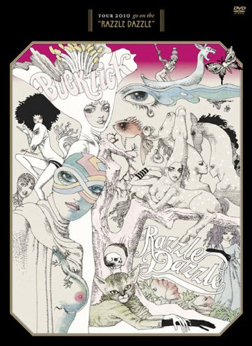 "TOUR2010 go on the ""RAZZLE DAZZLE""(初回生産限定盤) [DVD]"