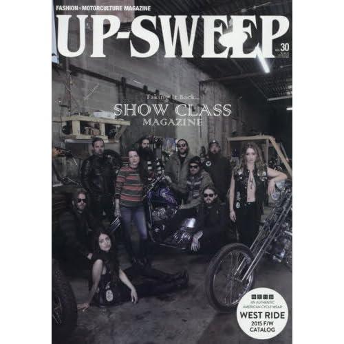 UP SWEEP(30) 2015年 11 月号 [雑誌]: バイキチ 増刊