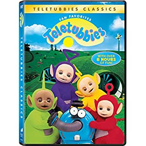 Teletubbies: 20th Anniversary Best of the Best [DVD] [Import]