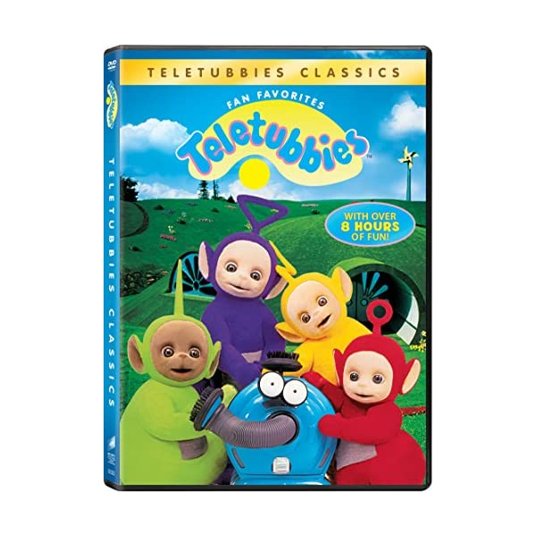 Teletubbies: 20th Annive...の商品画像
