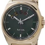 Paul Smith ポールスミス メンズ 腕時計 ファイブアイズ ダークグリーン/ゴールド Five eyes BM5-020-41 新品【並行輸入品】