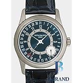 [パテックフィリップ]PATEKPHILIPPE 腕時計 カラトラバ ブルー/シルバー 6000G-012 メンズ [並行輸入品]