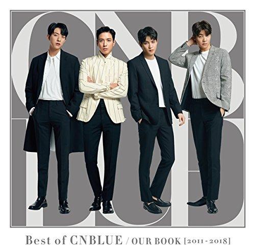 【早期購入特典あり】Best of  CNBLUE / OUR BOOK [2011 - 2018] 【通常盤】(CNBLUEオリジナル 缶マグネット(各メンバーソロ1種/全4種)ランダム付き付き)