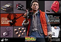 "[ Movie Masterpiece "" Back To The Future "" 1 / 6 Scale Figure Marty McFly [ボーナスアクセサリー付き]トイSapiens限定"