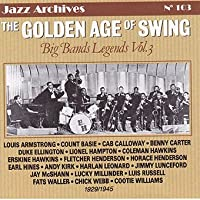 The Golden Age of Swing Vol. 3