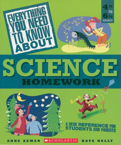Everything You Need To Know About Science Homeworkの詳細を見る