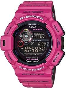 [カシオ]CASIO 腕時計 G-SHOCK MEN IN SUNRISE PURPLE MUDMAN 世界6局対応電波ソーラー GW-9300SR-4JF メンズ