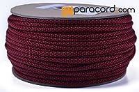 Boredパラコードブランド550タイプIIIパラコード–Blood Diamonds–250フィートスプール