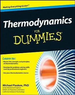 Thermodynamics For Dummies by [Pauken, Mike]