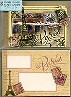 Punch Studioノートカードパリスタンプ73780